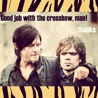 Daryl approva.